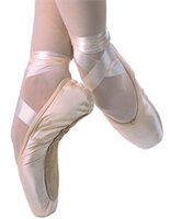 Levels 2,3,4,5 Pointe Classes Girls : Pointe Shoe Fittings Recommended & Teacher Approval  Required