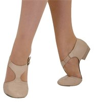 Showstoppers Company Girls : Caramel Pedini Capezio 321 or 321C Required for Showstoppers Company